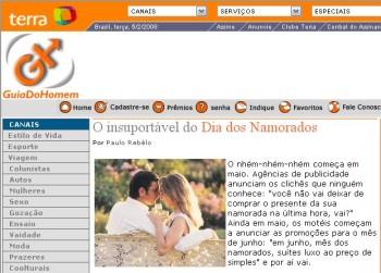 Diario de Pernambuco e Portal Terra