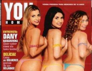 Revista YouHomem, 2006