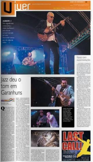 Garanhuns Jazz Festival 2009
